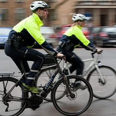 VELOWeek Podcast: Polizei Landesdirektion Berlin